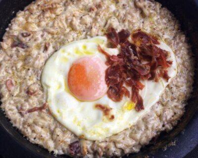 comer risotto de calidad 400x320 - Tres deliciosos platos para los amantes del risotto