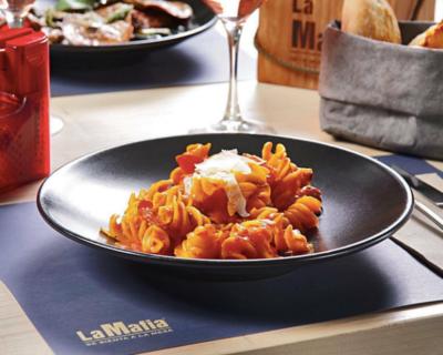 pasta italiana 400x320 - Pasta con marisco, ¿con o sin queso?