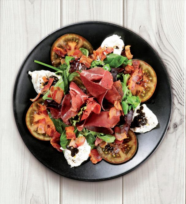 ensalada caprese - ¿Por qué la ensalada caprese es una de las que más gusta?