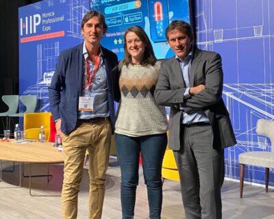 hip javier floristan lamafiasesientaalamesa 400x320 - HIP 2020 cierra su cuarta edición con 30.726 visitantes y un impacto económico de 51 millones de euros en Madrid