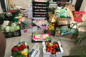 'La Mafia se sienta a la mesa' dona alimentos a comedores sociales