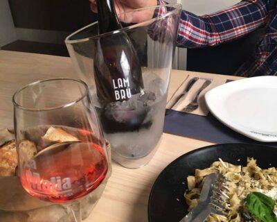 lambrusco maridaje 400x320 - El vino Lambrusco en la cocina italiana.