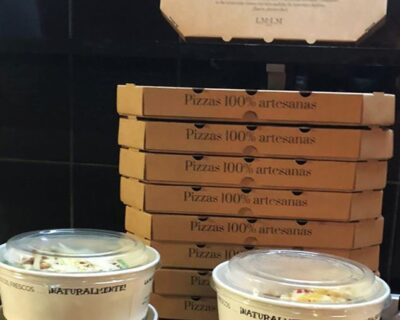 pizza en casa en cuarentena 400x320 - Viernes de pizza en cuarentena