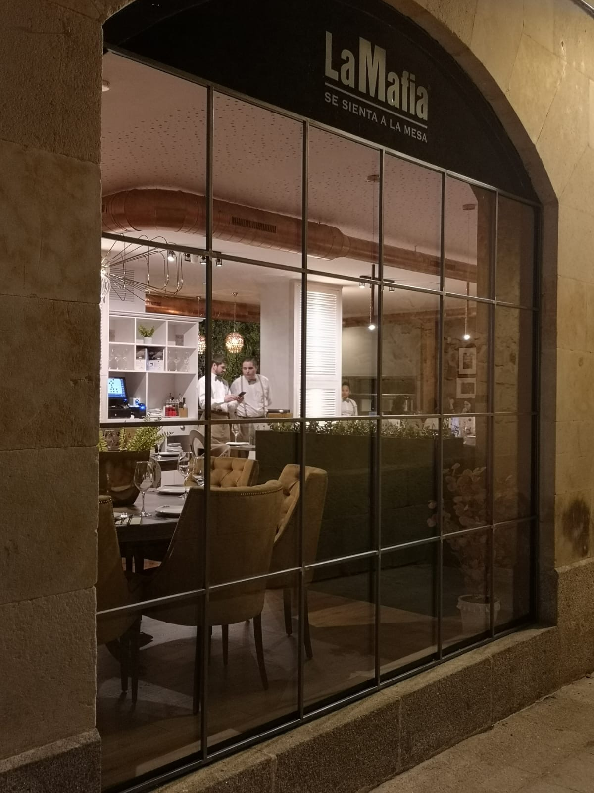 salamanca 9 - 'La Mafia se sienta a la mesa' llega a Salamanca