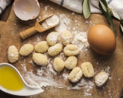 ñoquis plato saludable 400x320 - ¿Por qué los ñoquis pueden ser un plato saludable?