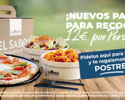 Slide La Mafia PACKS MOVIL V2 1 400x320 - Pide los nuevos packs de comida para recoger