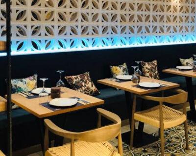 la mafia huelva 400x320 - Así se han adaptado los bares y restaurantes de Huelva a la fase 1