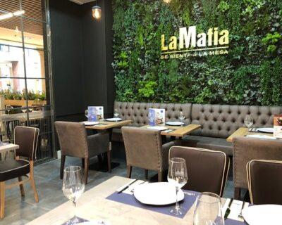 la mafia se sienta a la mesa 400x320 - Grupo La Mafia inicia la desescalada