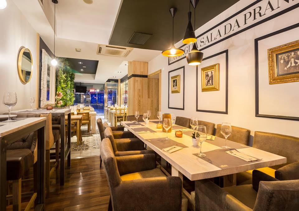 restaurantes italianos abiertos - ¿Cómo saber qué restaurantes de 'La Mafia se sienta a la mesa' están abiertos?