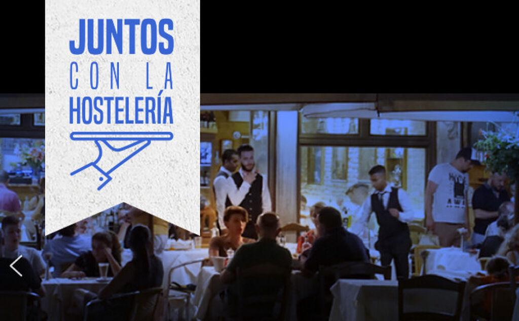 juntos por la hostelería - En 'La Mafia se sienta a la mesa' apoyamos la iniciativa 'Juntos por la hostelería'