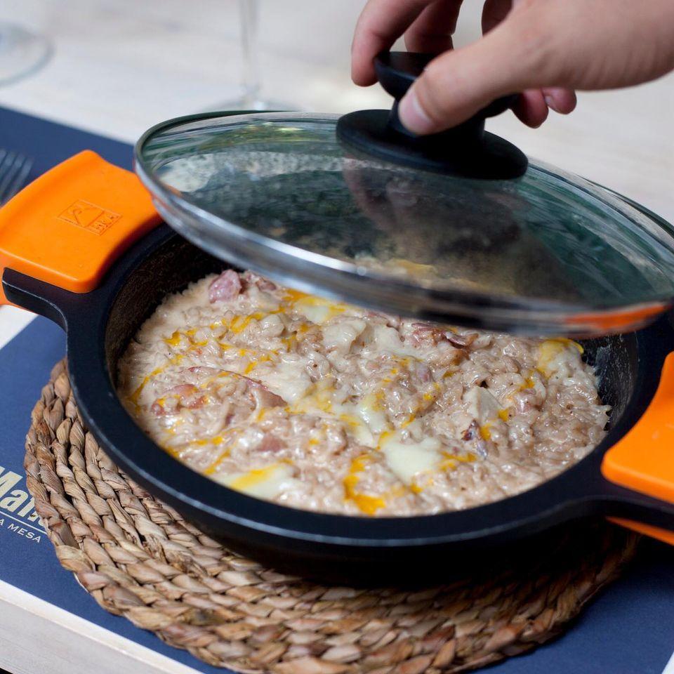 el risotto perfecto - Cómo sería el plato de risotto perfecto