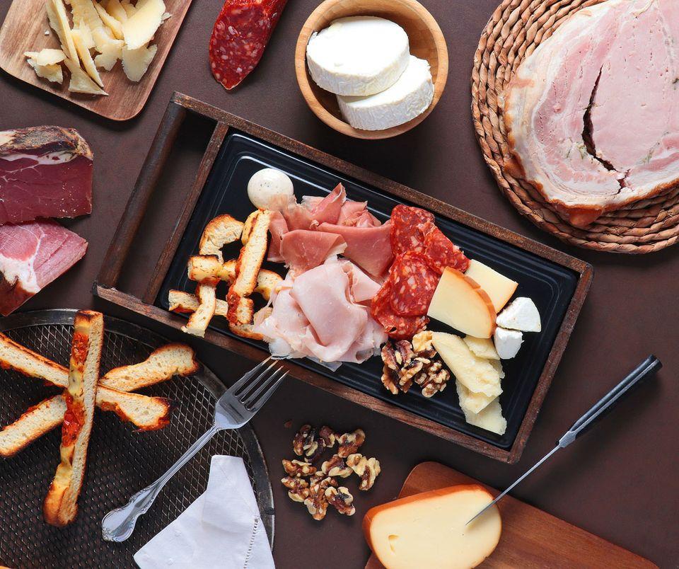embutidos italianos deliciosos - Los embutidos italianos más famosos y que tienes que probar
