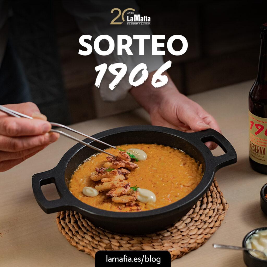 OK sorteo risotto 1906 1024x1024 - Sorteo Risotto 1906: ¡en juego un viaje a A Coruña con visita a la fábrica de Estrella Galicia!