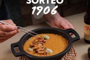 OK sorteo risotto 1906 300x200 - Sorteo Risotto 1906: ¡en juego un viaje a A Coruña con visita a la fábrica de Estrella Galicia!