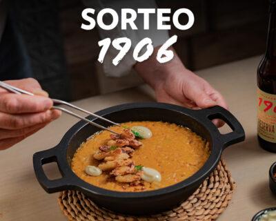 OK sorteo risotto 1906 400x320 - Sorteo Risotto 1906: ¡en juego un viaje a A Coruña con visita a la fábrica de Estrella Galicia!