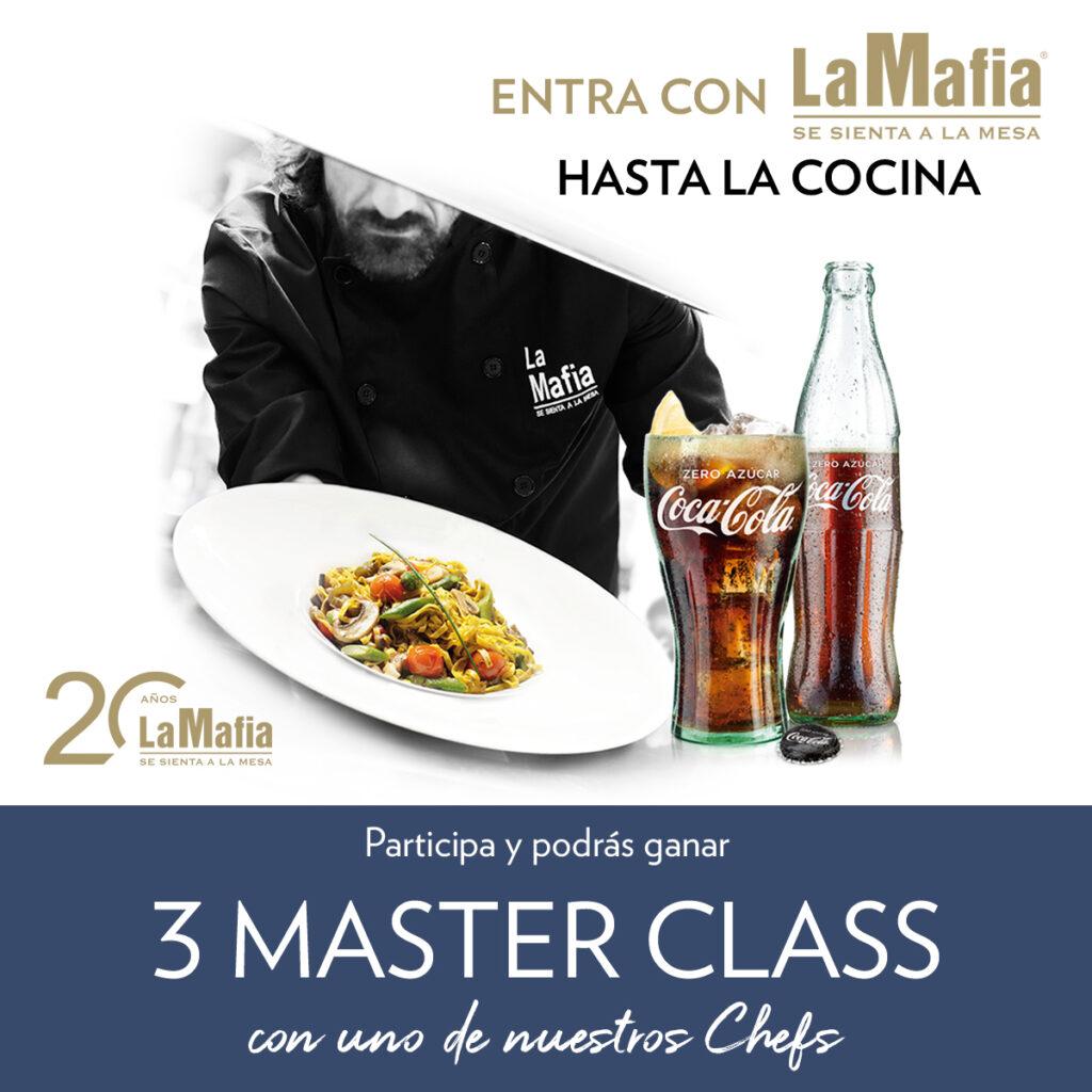 RRSS 1200 4 1024x1024 - Entra hasta la cocina con La Mafia se sienta a la mesa y Coca-Cola