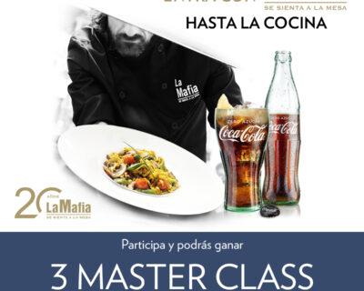 RRSS 1200 4 400x320 - Entra hasta la cocina con La Mafia se sienta a la mesa y Coca-Cola