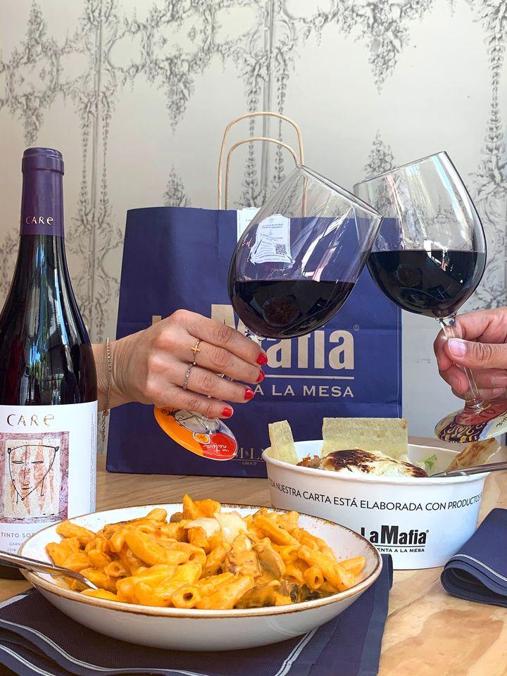 cocina italiana en portugal - La Mafia se sienta a la mesa también llegará a Portugal