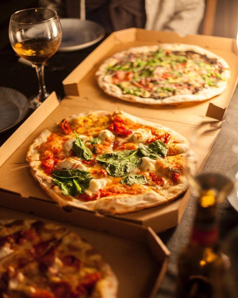 pedir pizzas italianas - ¿Cómo saber si una pizza italiana es buena?