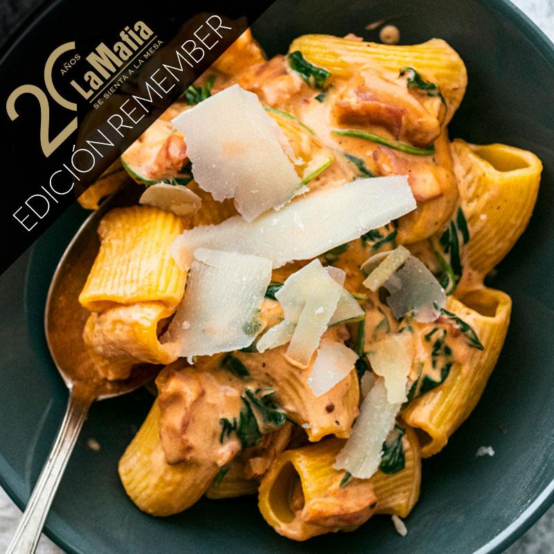 salsa don cuccio - Te contamos con qué pasta acompañar la salsa Don Cuccio y triunfar