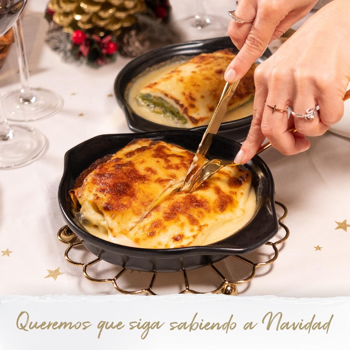 comida para navidad - En 'La Mafia se sienta a la mesa' queremos que siga sabiendo a Navidad
