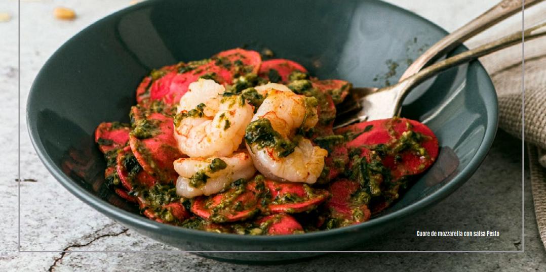 platos románticos - Tres platos muy románticos para celebrar en pareja