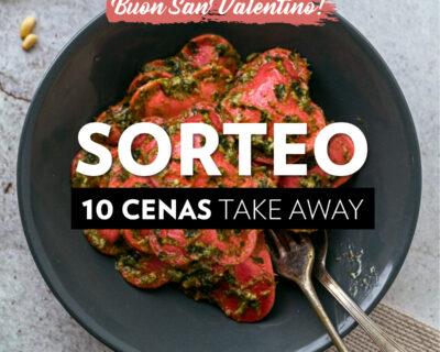 RRSS Sorteo San Valentin FEED 400x320 - Enamorad@ ➡ Sorteamos 10 cenas para que te lo montes donde quieras