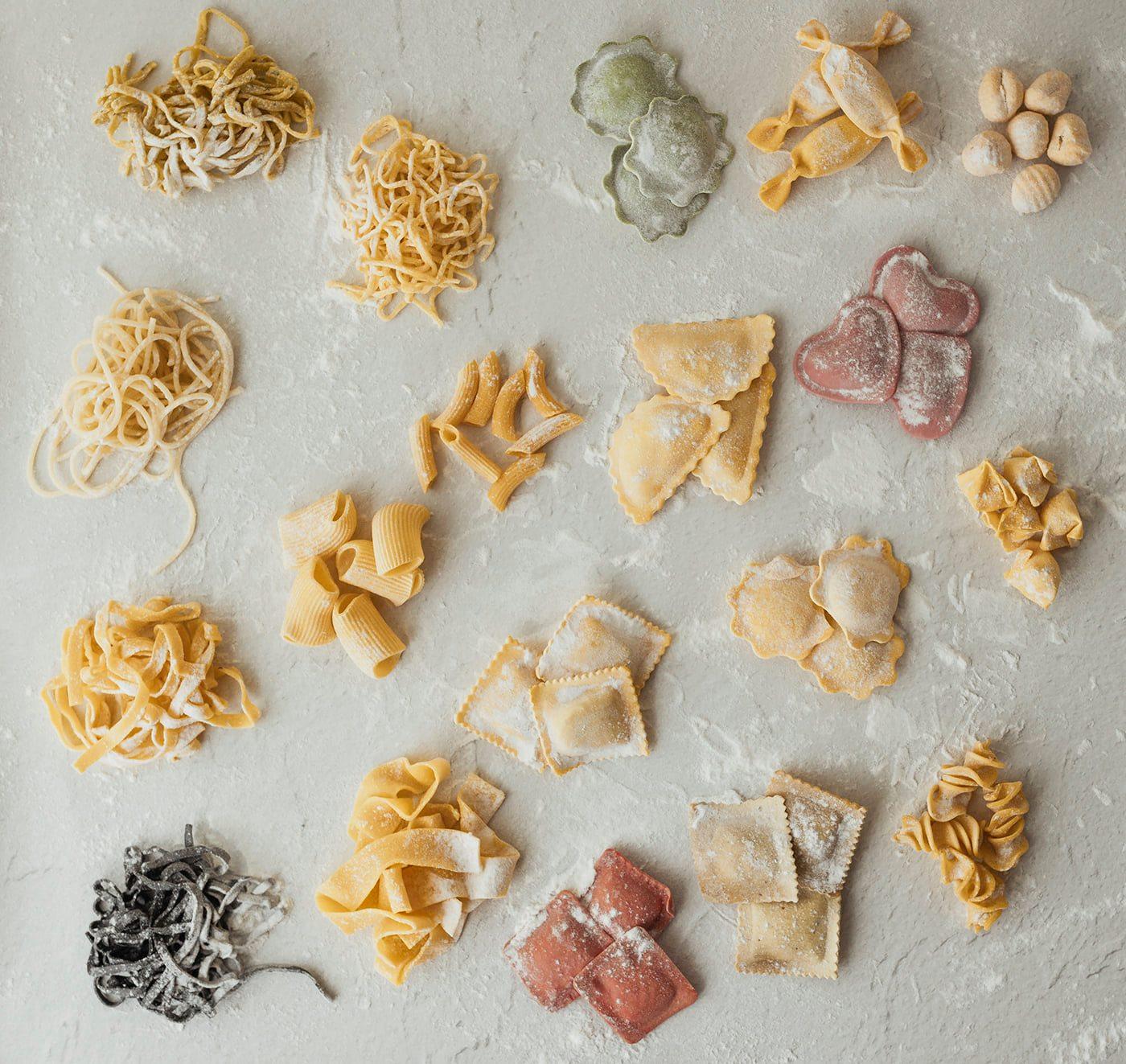 pasta y queso - Tres platos de pasta para los amantes del queso