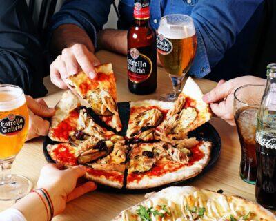 pizza para el dia del padre 400x320 - Tres pizzas para sorprender el día del padre