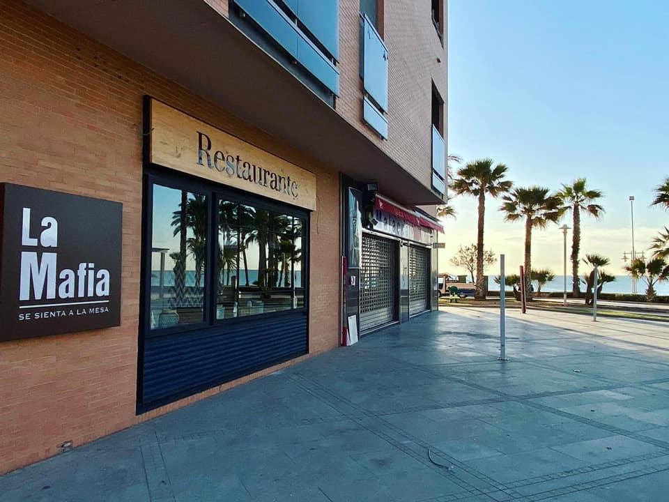restaurante italiano málaga - En 'La Mafia se sienta a la mesa' ya estamos en Málaga