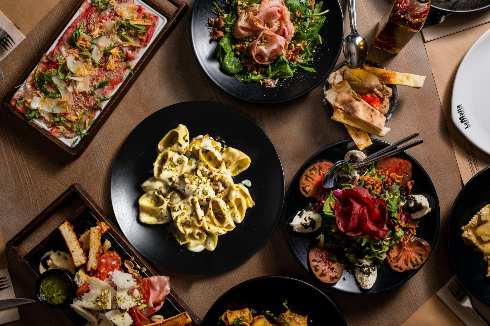 cocina italiana equilibrada y saludable - ¿Ya conoces las ventajas que tiene la cocina italiana?