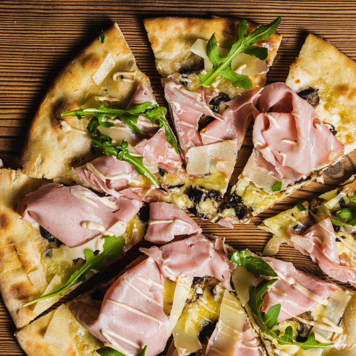 duelo de pizzas - Duelo de pizzas, ¿americana o italiana?