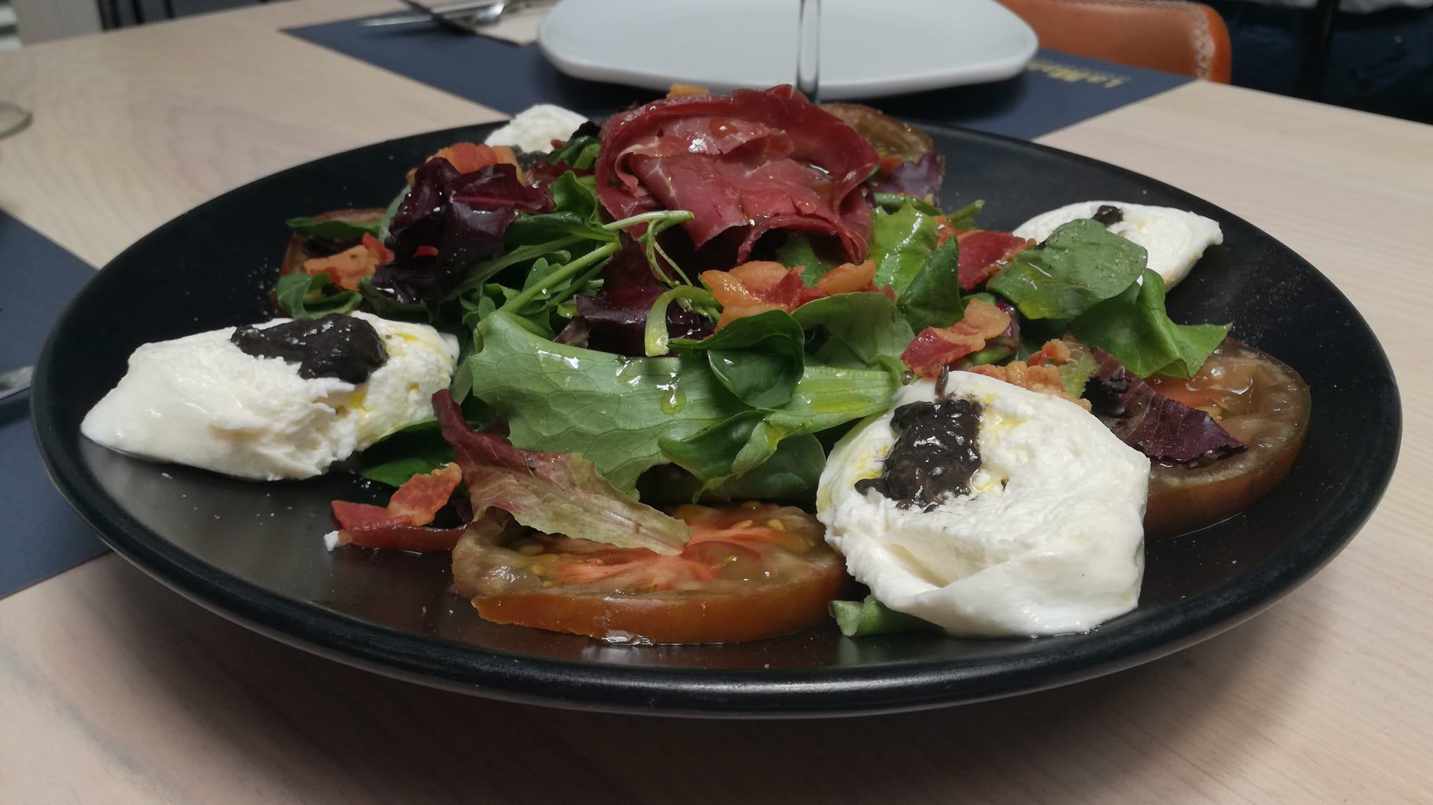 ensalada caprese deliciosa - Insalata Caprese, una deliciosa ensalada con mucha historia