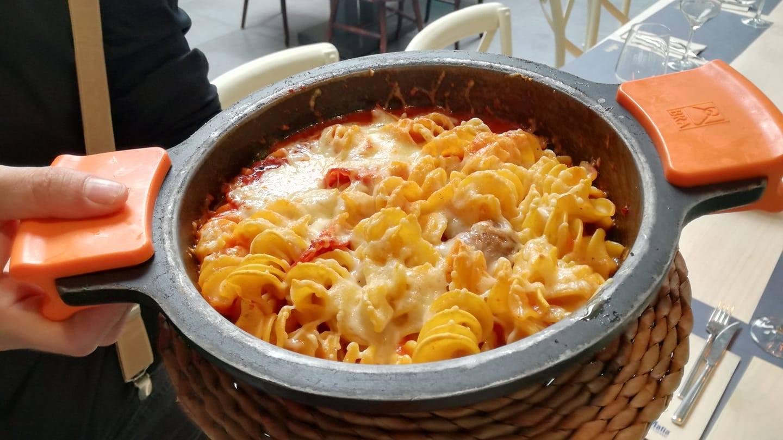 pasta al horno gratinada deliciosa - Dos platos de pasta 'al forno' perfectos para compatir