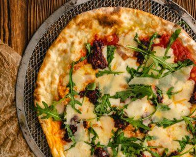 pizza unica italiana 400x320 - Entre nuestras pizzas también han llegado novedades